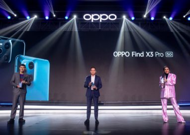 OPPO Find X3 Pro – World's First Full-path Billion Colour Smartphone with Dual-flagship Billion Colour Cameras
