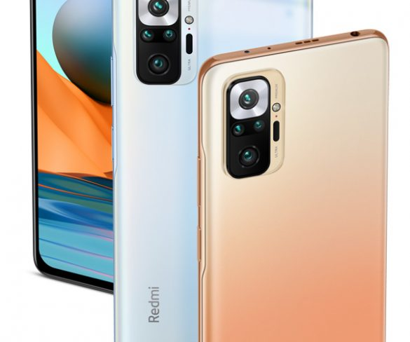 Challenge your boundaries with the new Dynamic Redmi Note 10 series