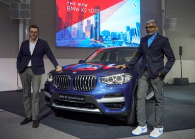 BMW Malaysia unveils Sportiness in New Dimensions with the New BMW X3 sDrive20i