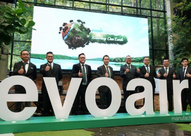 WKL Group launches evoair – The World's First Eco-Friendly Air-Conditioning System which transforms Waste Heat into Cool Air