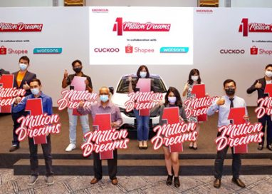 Honda Malaysia announces Final Three Winners of the 1 Million Special Edition Models by Brand Partners