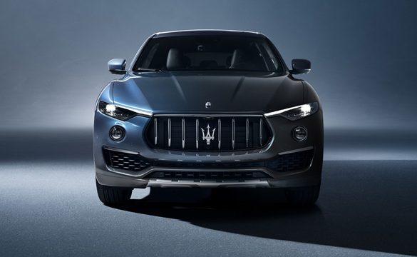 New Maserati Levante Hybrid