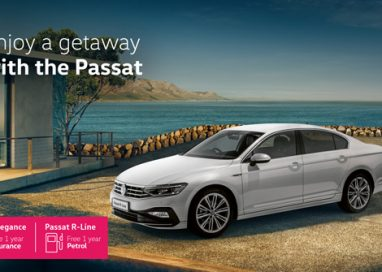 A Luxury Getaway with the Passat