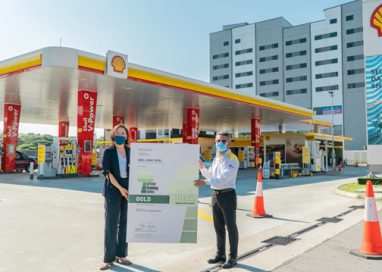 Shell Mint Hotel is Malaysia's First Gold GBI Certified Petrol Station