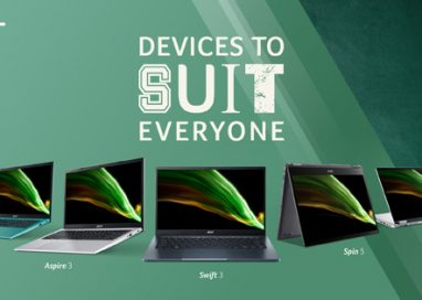 Acer Malaysia updates its range of Popular Laptops for Family Usage