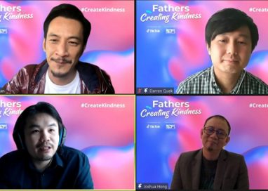 TikTok rallies fathers to #CreateKindness from home