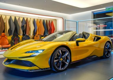 SF90 Spider: Ferrari's Most Powerful Series Production Supercar arrives in Malaysia