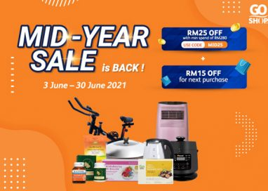 Go Shop's Mid-Year Sale offers up to 60% discount for Malaysians to stay at home and shop safely