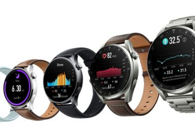 Huawei announces HUAWEI WATCH 3 Series, the New Flagship Smartwatch Series powered by HarmonyOS 2
