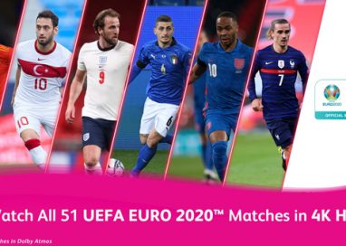 Astro introduces first 4K HDR Broadcast of UEFA EURO 2020 and Olympic Games Tokyo 2020 in Malaysia