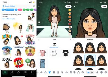 Celebrate World Emoji Day with Snap's Bitmoji!