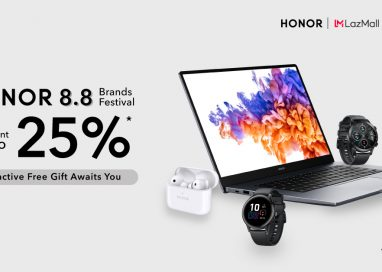 HONOR Malaysia is back with the 8.8 Sale on Shopee and Lazada