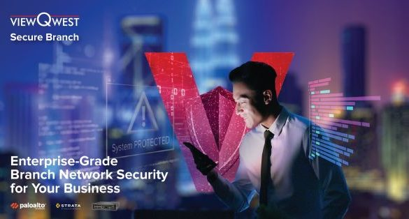 ViewQwest launches SecureBranch powered by Palo Alto Networks