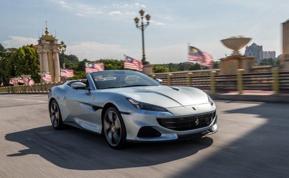 The Ferrari Portofino M makes its debut in Malaysia