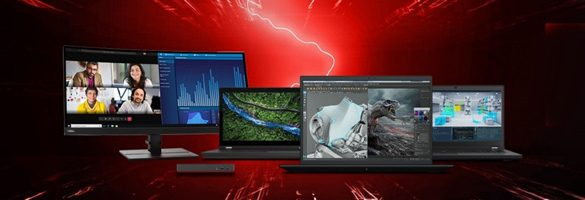 Lenovo launches New Mobile Workstations with Innovative Solutions to Enhance User Experience and Maximize Productivity
