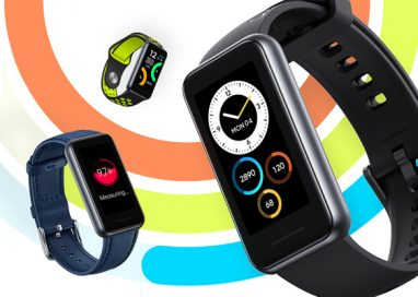 The All-New Enhanced realme Band 2 made its Global Debut in Malaysia