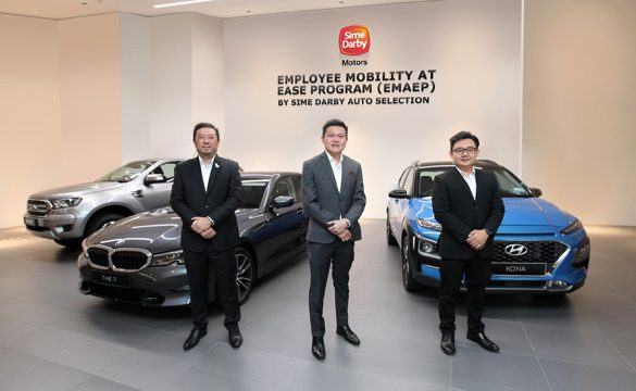 Sime Darby Motors launches EMAEP